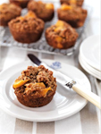 Peach and Weet-Bix Muffins