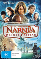 Howard Berger The Chronicles of Narnia Prince Caspian
