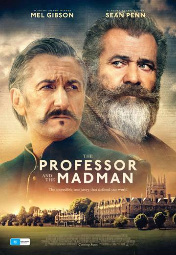 Win The Professor and the Madman Tickets