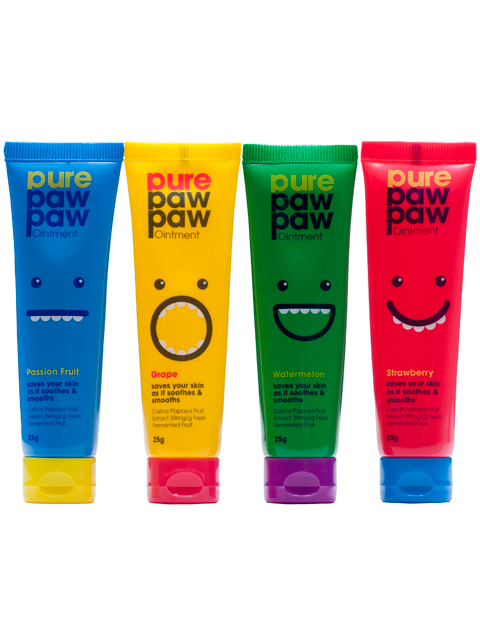Pure Paw Paw Collections