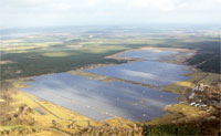Q.CELLS Completes Europe's Largest Solar Project
