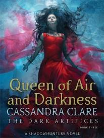 The Queen of Air & Darkness Book