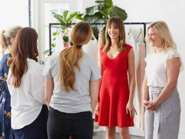 Rachael Finch Favourite Outfit Interview