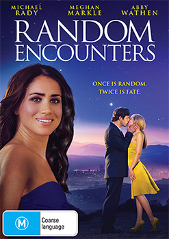 Meghan Markle Random Encounters DVD