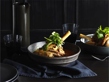 Thai-Style Red Lamb Curry