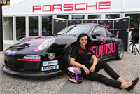 First Porsche Carrera Cup Female