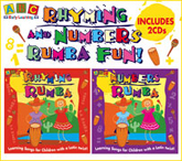 Rhyming and Numbers Rumba Fun