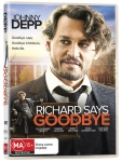 Richard Says Goodbye Blu-rays