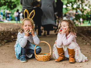 Easter Fun Day on at Rippon Lea