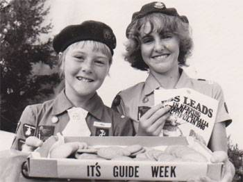 Rosemary Derwin Girl Guides Australia 60th Anniversary Interview