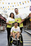 NRL Clubs Kick A Goal To Support Save Our Sons Charity Walk