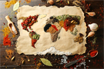 Around the World in National Dishes - Take the Scenic Route