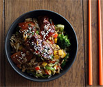 Sebastien Houllion Teriyaki Chicken with Fried Rice Recipe