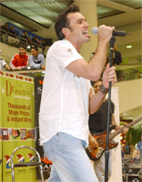 Shannon Noll Rocks Centro Bankstown with Launch of his New Album Lift