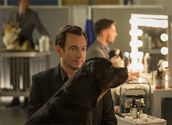 Will Arnett Show Dogs