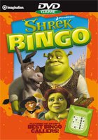 Shrek Bingo Interactive DVD Game