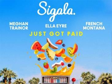 Sigala Just Got Paid