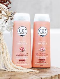 Win Silky Smooth Haircare Packs