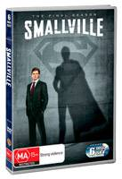Smallville The Complete Tenth Season DVD