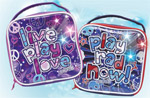 Smash Light Up Insulated Lunch Bags