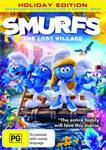 Smurfs: The Lost Village DVD