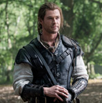 Chris Hemsworth The Huntsman: Winter's War