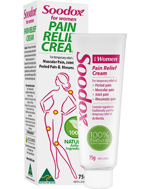 Win Soodox Pain Relief Cream