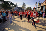 Paint The Township Red At Sovereign Hill These School Holidays