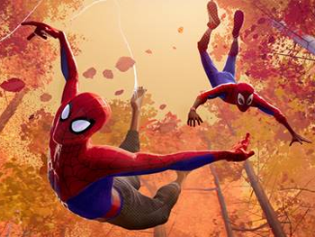 Spider-Man: Into The #SpiderVerse Trailer