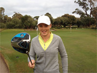 Stacey Keating Professional Golfer Interview