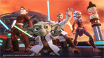 Star Wars. Twilight of the Republic Play Set for Disney Infinity 3.0
