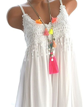Win a Crocheted Lace Summer Dress