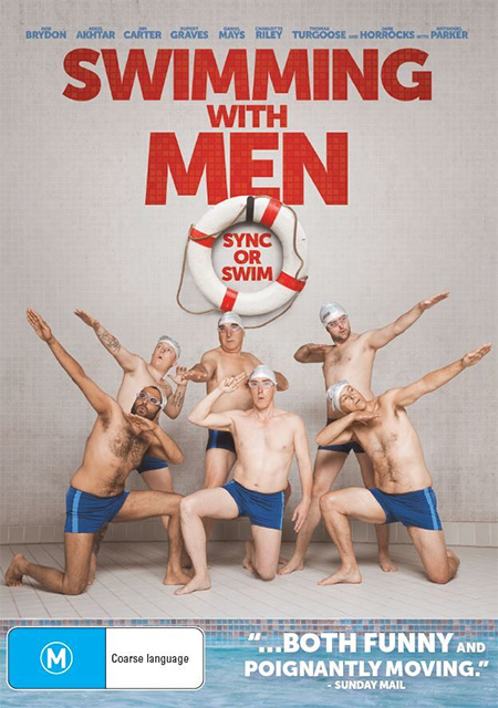 Swimming with Men Packs