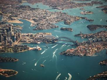 Welcome to Sydney: Celebrity Hot Spots to Visit