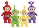 Teletubbies 20th Anniversary Packs