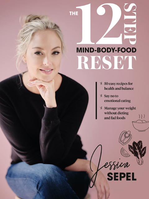 The 12 Step Mind-Body-Food Reset Books