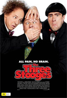 Sean Hayes & Chris Diamantopoulos The Three Stooges