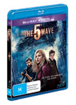 The 5th Wave Blu-ray and DVDs