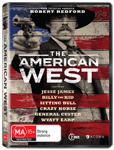 The American West DVDs
