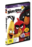 The Angry Birds Movie DVDs