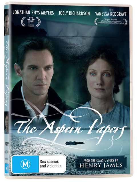 The Aspern Papers DVDs