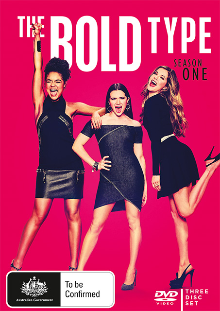 The Bold Type Season 1 DVDs