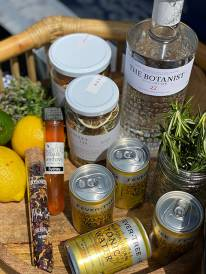 Win a Picnic Hamper Cocktail Kit from The Botanist