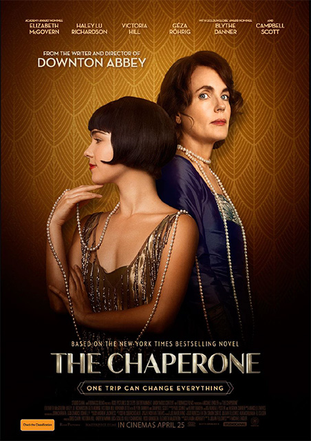 The Chaperone Movie Tickets