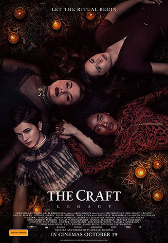 The Craft LegacyMovie Tickets
