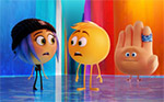 James Corden The Emoji Movie