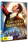 The Greatest Showman DVDs