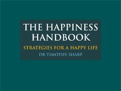 The Happiness Handbook it's no secret