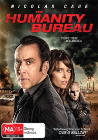 The Humanity Bureau DVD