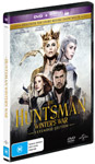 The Huntsman: Winter's War DVDs